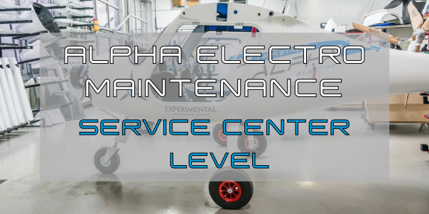 ALPHA Electro maintenance course - SERVICE CENTER level